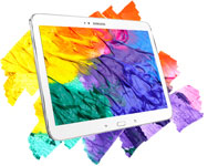������� SAMSUNG Galaxy Tab 3 10.1 P5200 3G 16Gb Gold Brown