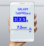 Планшет SAMSUNG Galaxy Tab Pro 8.4 SM-T325 LTE 16Gb Black