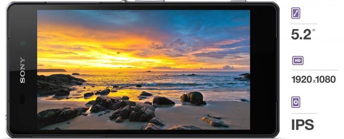 Смартфон SONY D6503 Xperia Z2