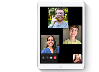 Планшет Apple iPad 10.2