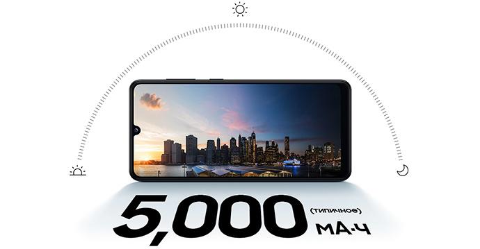 Смартфон Samsung Galaxy A31