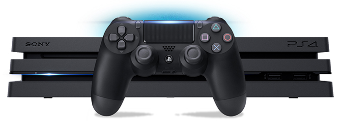 Игровая приставка SONY PlayStation 4 Pro 1TB Black